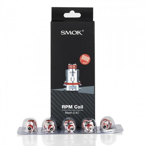 RPM Mesh 0.4ohm Coils (5 Pack)