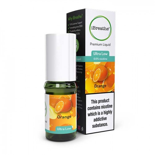 Orange - 10ml High PG Premium eLiquid