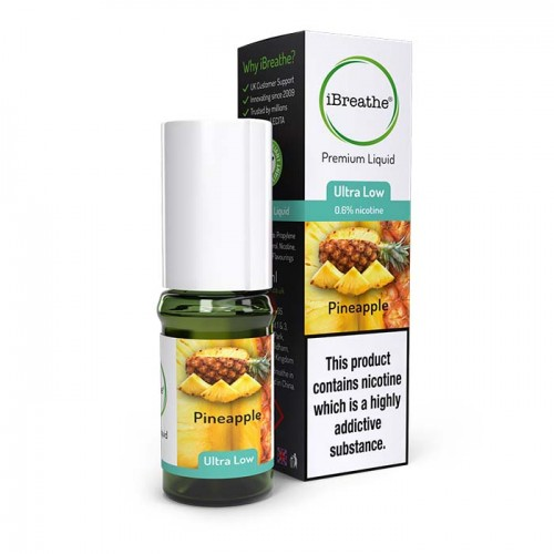 Pineapple - 10ml High PG Premium eLiquid